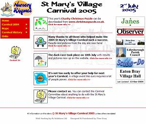 St Mary's Village Carnival